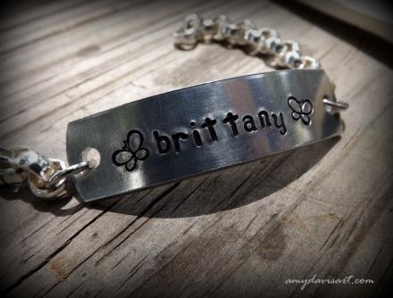 Personalized ID Bracelet