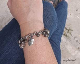 You can wear this Armor of God bracelet everyday, as a reminder to wear your spiritual armor!